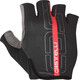 Castelli Tempo Bike Gloves Men red/black